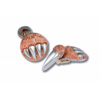 ZANNETTI BEAR'S CLAWS CUFFLINKS