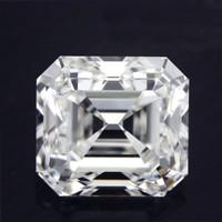 5.66 Carat G/VVS2 Emerald Cut Diamond (GIA Certified)