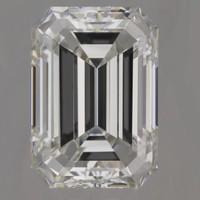 4.21 Carat F/VVS2 GIA Certified Emerald Diamond