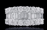3.12ct G/VS Diamond Eternity Band ADR10275