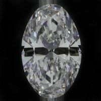 1.01 Carat E/VVS2 Oval GIA Certified Diamond