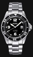 Nivrel Deep Ocean Black Reference N 145.001