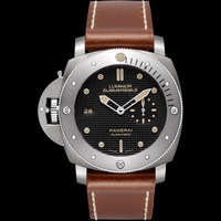 Panerai Luminor Submersible 1950 Left-Handed 3 Days Automatic Titanium