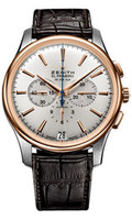 Zenith El Primero Captain Chronograph SS & RG 51.2112.400/01.C498