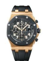 Audemars Piguet Royal Oak Offshore Chronograph Automatic Anthracite Dial Watch 25940OK.OO.D002CA.01