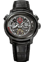 Audemars Piguet Millenary CARBON ONE Tourbillon Chronograph in Completely Forged Carbon 26152AU.OO.D002 CR.01
