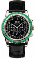 Patek Philippe Grand Complications Perpetual Calendar Moonphase Chronograph 5971/13P-010