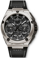 IWC Ingenieur Perpetual Calendar Digital Date-Month Titanium Watch IW379201
