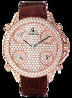 Jacob & Co Swiss Made Quartz Watch RoyalPRoseGold