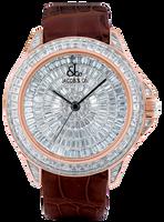 Jacob & Co RG White Baguette Watch JC-ROYAL1RG