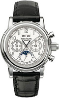 Patek Philippe Grand Complications Perpetual Calendar Moonphase Chronograph 5004G-013