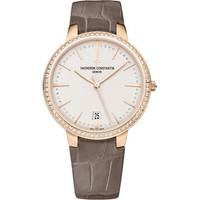 Vacheron Constantin Patrimony Contemporaine Automatic Lady Diamonds Pink Gold 85515