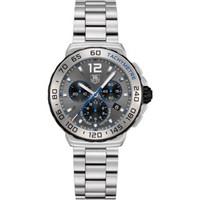 Tag Heuer Formula 1 Chronograph FIM Edition 42mm Steel Watch CAU1119.BA0858