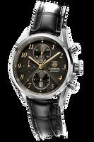 TAG Heuer Carrera Heritage Automatic Chronograph Tourneau Limited Edition HEU0169639