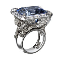 Magerit Lion Wings Collection Ring SO1679.2