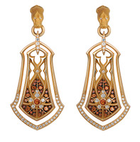 Magerit Vitral Collection Earrings AR1415.14A