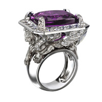 Magerit Lion Wings Collection Ring SO1679.8