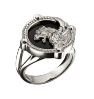 Magerit Babylon Small Wall Collection Ring SO1665.2