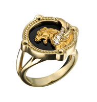 Magerit Babylon Small Wall Collection Ring SO1665.1