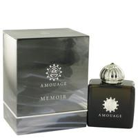 Amouage Memoir by Amouage Parfum Spray 3.4 oz