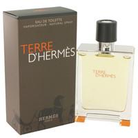 Terre D'Hermes by Hermes Toilette  Spray 3.4 oz