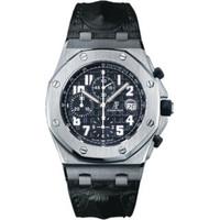 Audemars Piguet Royal Oak Offshore Chronograph Automatic Black Dial Watch 26170ST.OO.D101CR.03