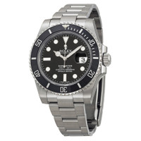 Rolex Submariner Steel Black Dial 116610LN