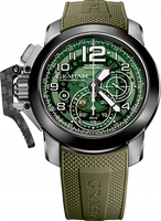 GRAHAM CHRONOFIGHTER OVERSIZE TARGET Reference: 2CCAC.G03A