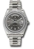 Rolex Watches: Day-Date 40 White Gold 228239 rsmip