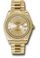 Rolex Watches: Day-Date 40 Yellow Gold  228238 chrp