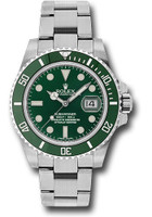 Rolex Watches:  Submariner Steel 116610LV