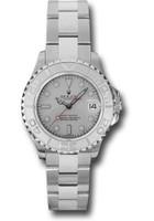 Rolex Watches: Yacht-Master Steel and Platinum 169622