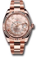 Rolex Watches: Sky-Dweller Everose Gold 326935