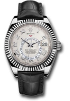 Rolex Watches: Sky-Dweller White Gold  326139 iv