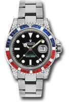 Rolex Watches: GMT-Master II White Gold 116759SARU