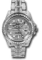 Rolex Watches: GMT-Master II White Gold 116769TBR