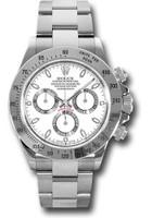 Rolex Watches: Daytona Steel 116520
