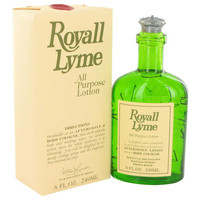 ROYALL LYME by Royall Fragrances All Purpose Lotion / Cologne 8 oz
