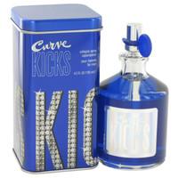 Curve Kicks by Liz Claiborne Eau De Cologne Spray 4.2 oz