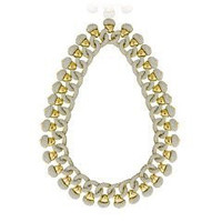 100 Ct Yellow & White Diamond Necklace (rd 100.00ct)
