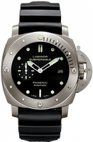 PANERAI LUMINOR 1950 SUBMERSIBLE 3 DAYS AUTOMATIC TITANIO PAM00305