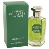 Yerbamate by Lorenzo Villoresi Firenze Eau De Toilette Spray 3.4 oz