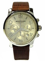 MONTBLANC  TIMEWALKER CHRONO AUTOMATIC SWISS MADE 43 mm