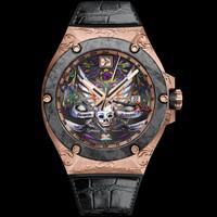 Franck Dubarry FILETEADO GMT REV0501