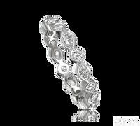 Ziva Antique Design Diamond Eternity Ring