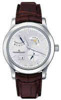 Jaeger LeCoultre Master Control Eight Days Watch 1608420