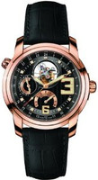 Blancpain L-Evolution 8 Day Tourbillon GMT Watch 8825-3630-53B