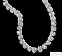 Ziva Antique Diamond Necklace