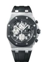 Audemars Piguet Royal Oak Offshore Chronograph Automatic Black Dial Watch 25940SK.OO.D002CA.03