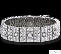 Ziva Antique Diamond Bracelet